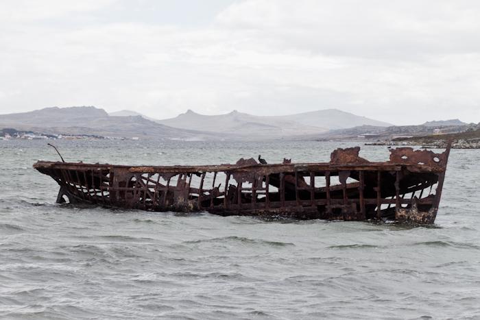 Ship wreck (2009).