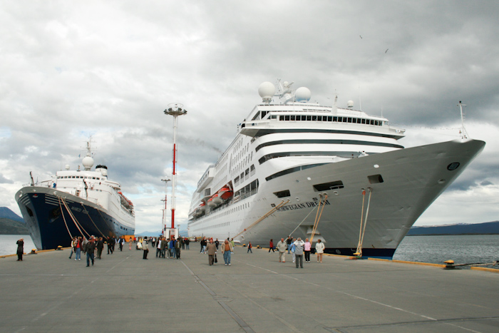 The Marco Polo and the Norwegian Dream (2008).