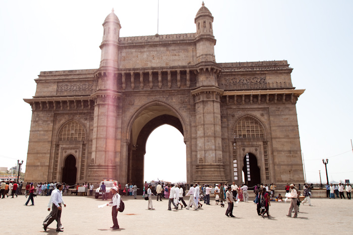 Next bad turn: I wanted to see the Gateway of India.