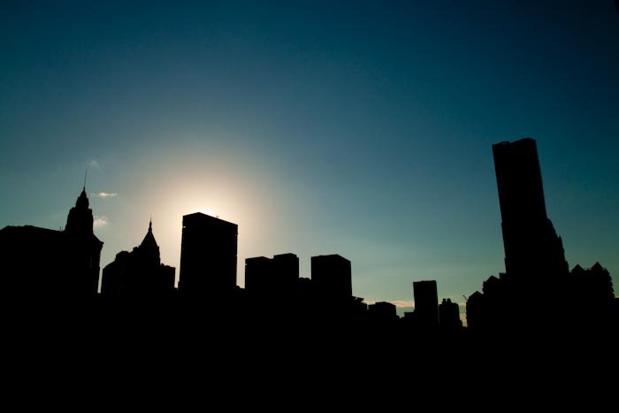 Skyline shot.