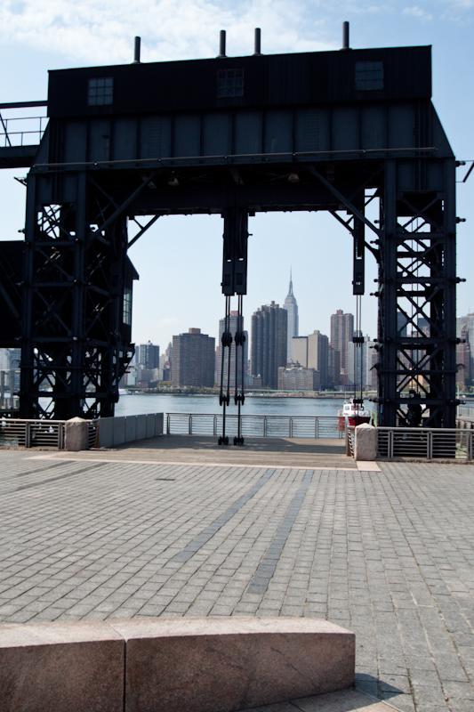 Manhattan from Queens.