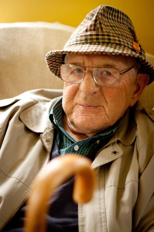 Grampy again.