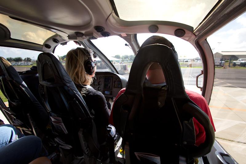 Hawaii on the Zaandam: Take off!