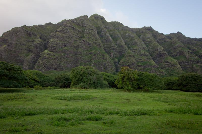 Hawaii on the Zaandam: Test shot for the International Juggler video.
