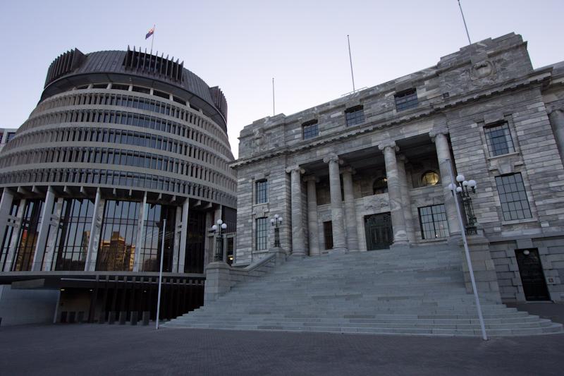 New Zealand: Test shot for International Juggler video.
