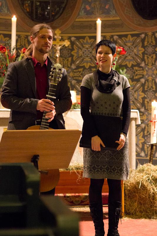 Christmas 2011: Due Musici.