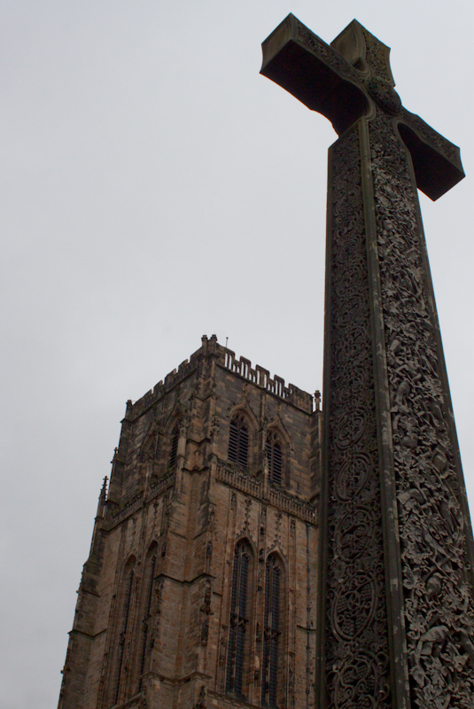 UK trip - January 2012: Durham Cathedral.