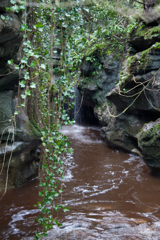 UK trip - January 2012: How Steen Gorge.