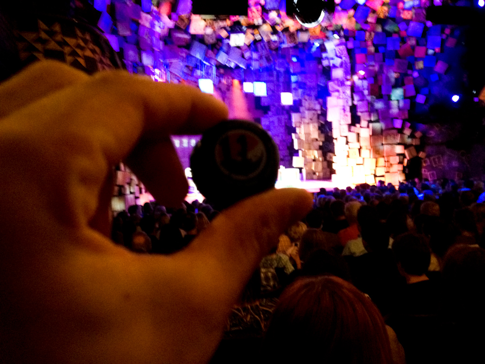 Currency of the Future: Matilda The Musical, London, October 2012.