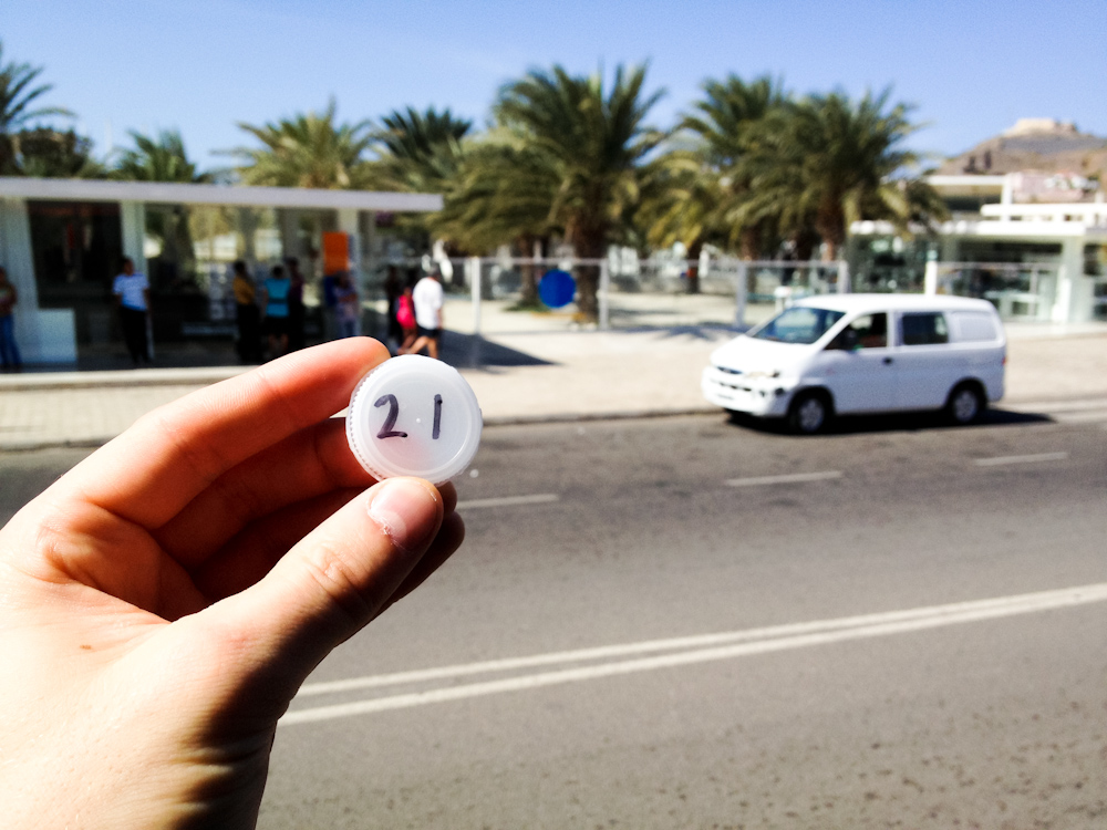 Currency of the Future: Mindelo, Cape Verde, December 2012.