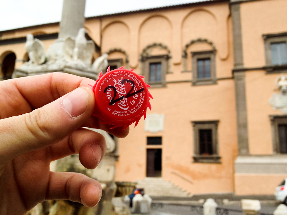 Currency of the Future: Tarquinia, Italy, December 2012.