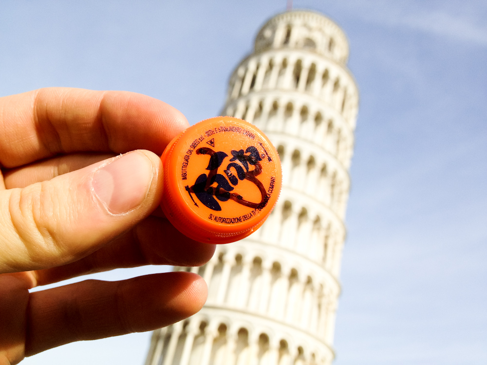 Currency of the Future: Pisa, Italy, December 2012.