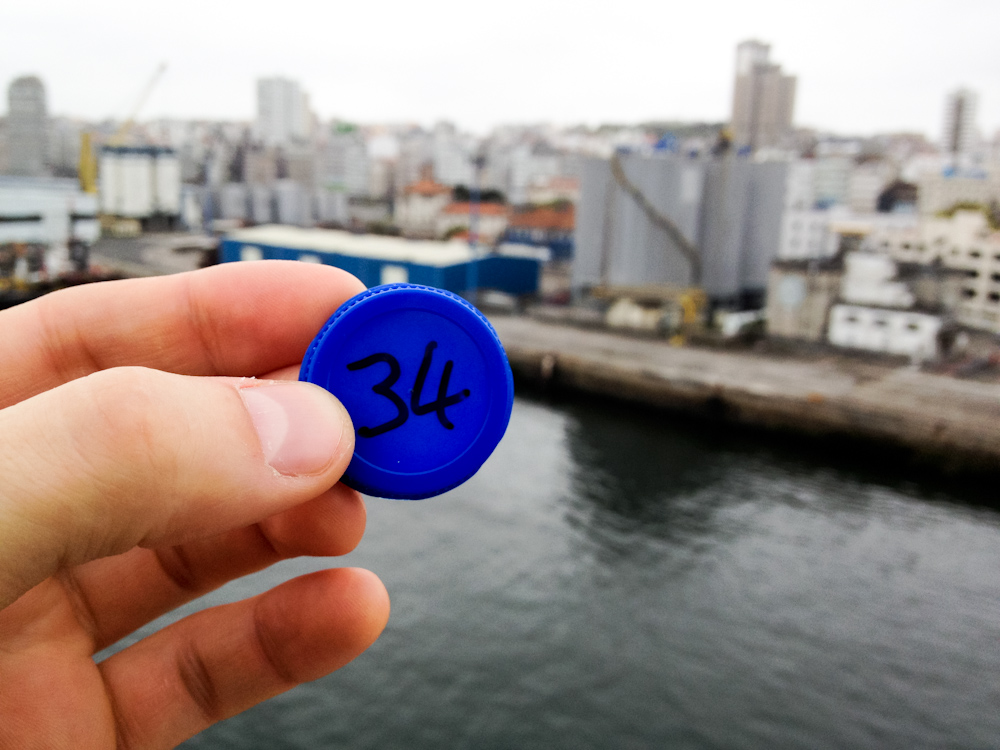 Currency of the Future: A Coruna, Spain, May 2013.