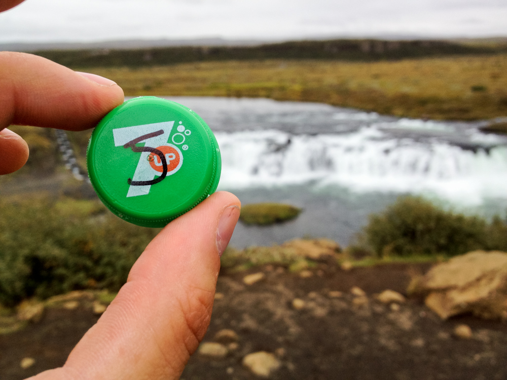Currency of the Future: Gullfoss, Iceland, September 2012.