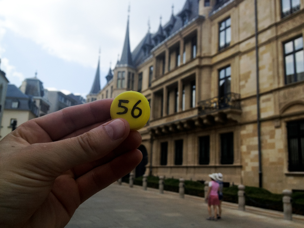 Currency of the Future: Luxembourg, July 2013.