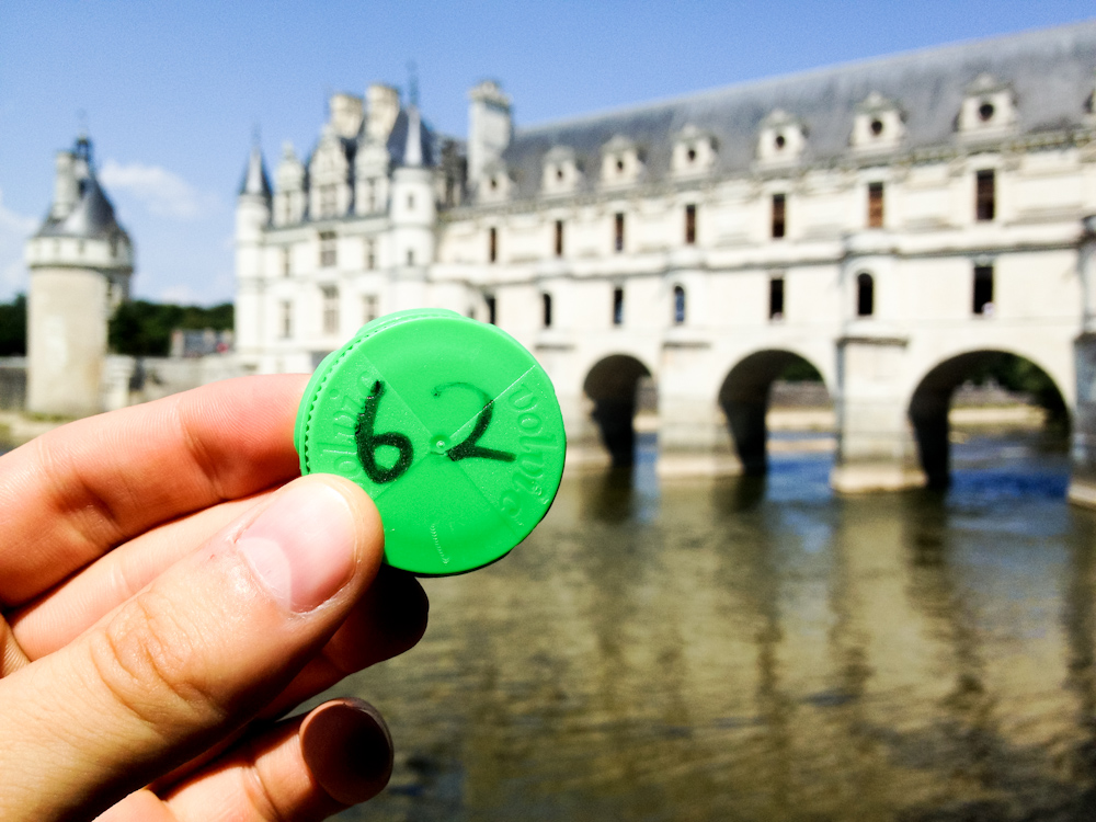 Currency of the Future: Chenonceaux, France, July 2013.