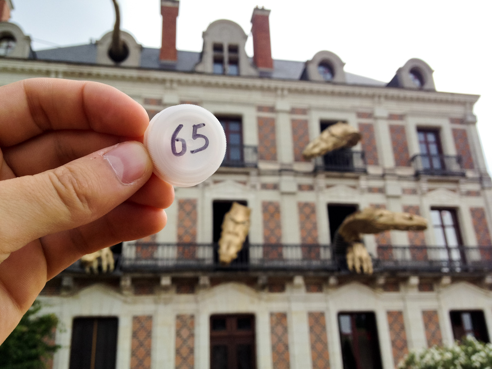 Currency of the Future: Blois House of Magic, France, July 2013.