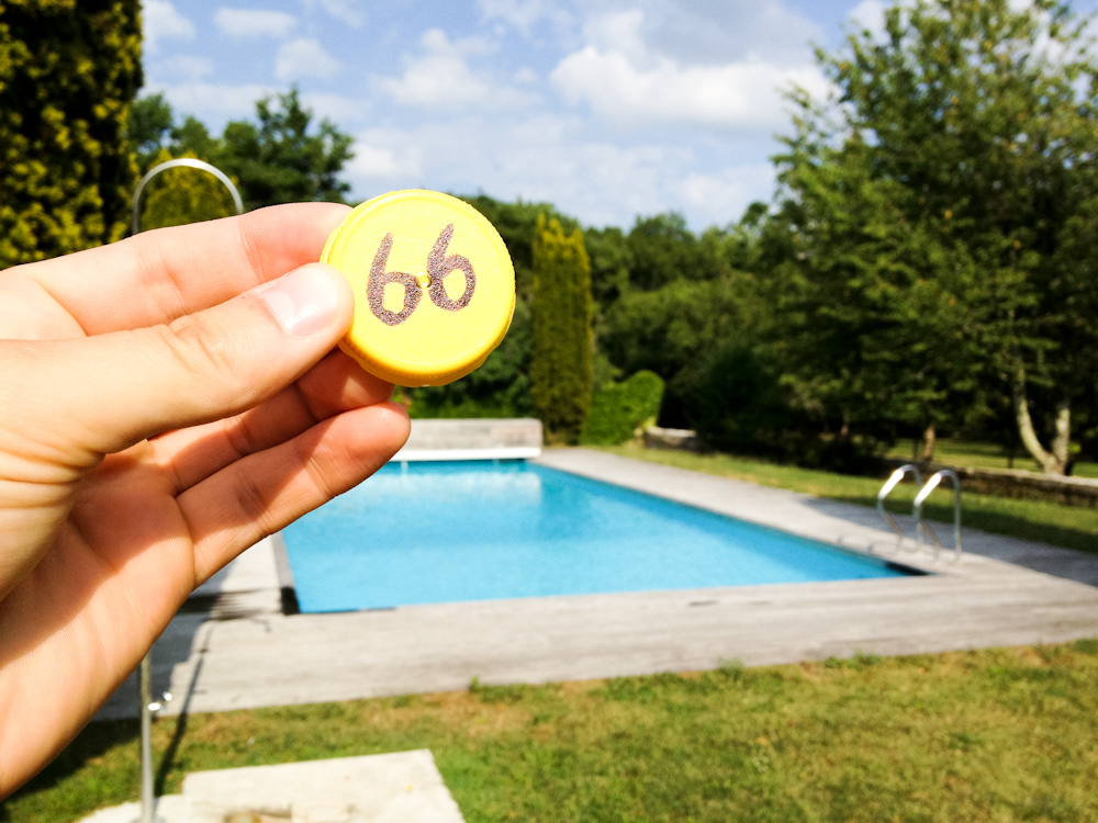 Currency of the Future: Manoir de Clenord, France, July 2013.