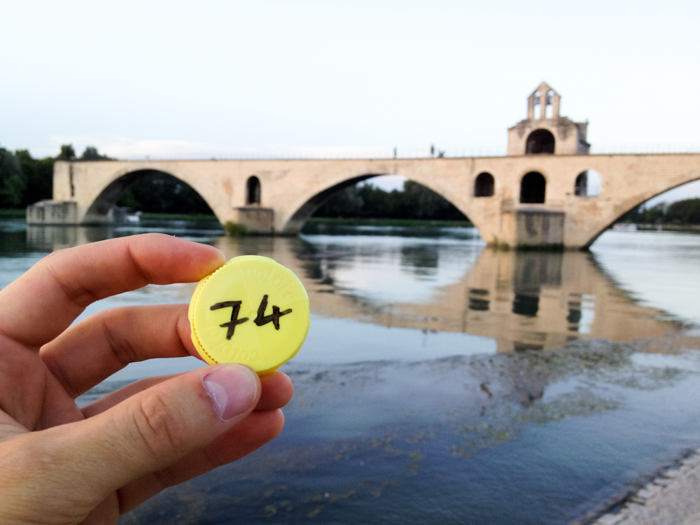 Currency of the Future: Avignon, France, August 2013.