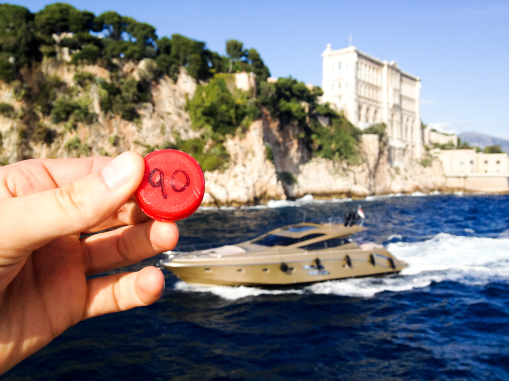 Currency of the Future: Fontvieille, Monaco, October 2013.