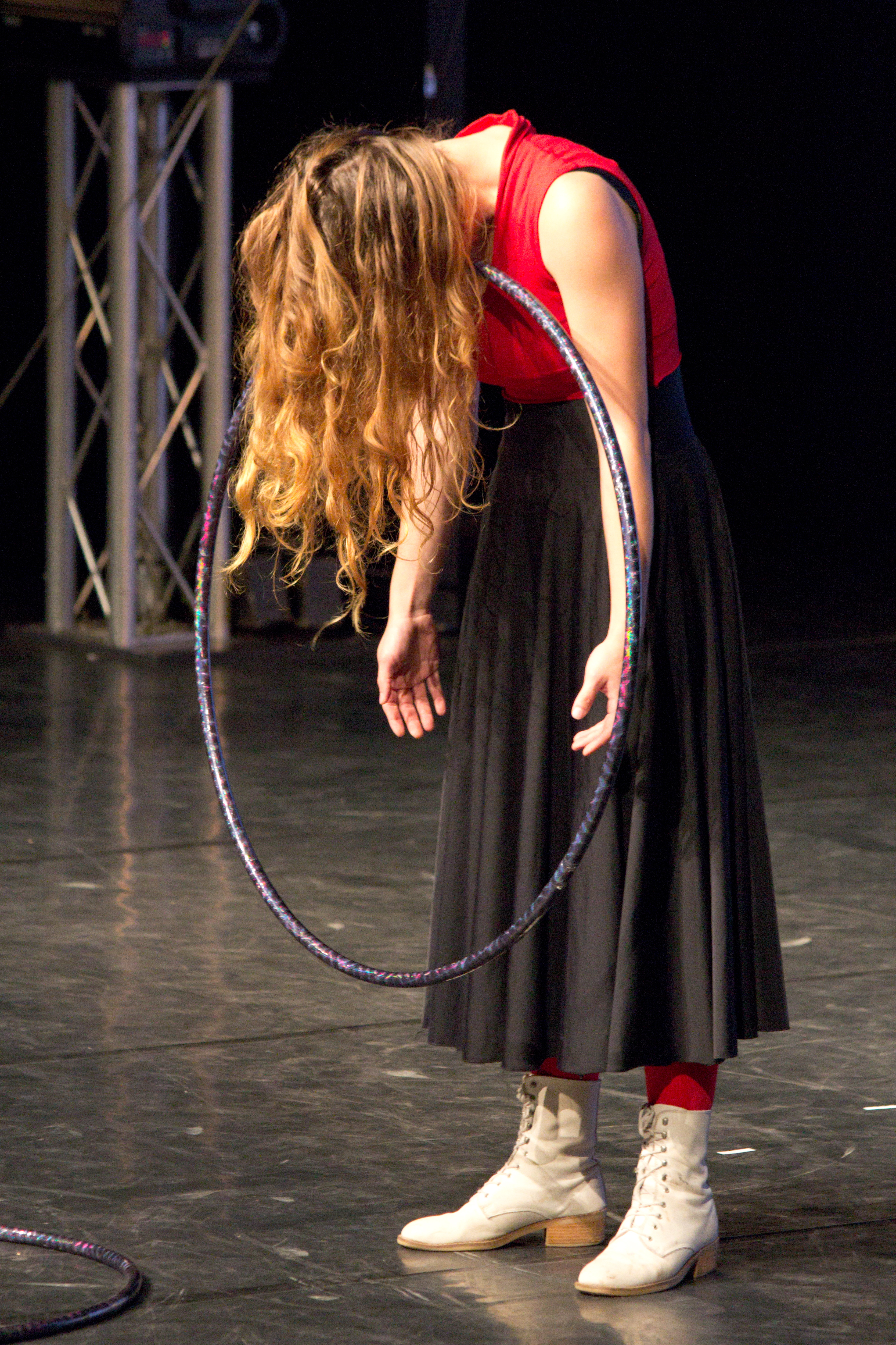 Berlin Juggling Convention 2013 Gala Show: Marianna de Sanctis.