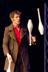 Berlin Juggling Convention 2013 Gala Show: Joris de Jong.