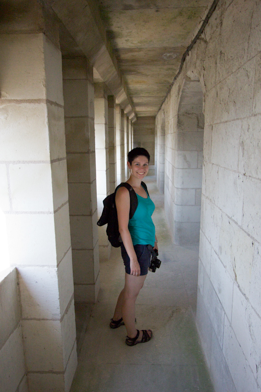 Luke and Juliane Summer Tour part 2 - Castles in the Loire Valley, Dune de Pyla and Condom: Amboise Chateau Royal.