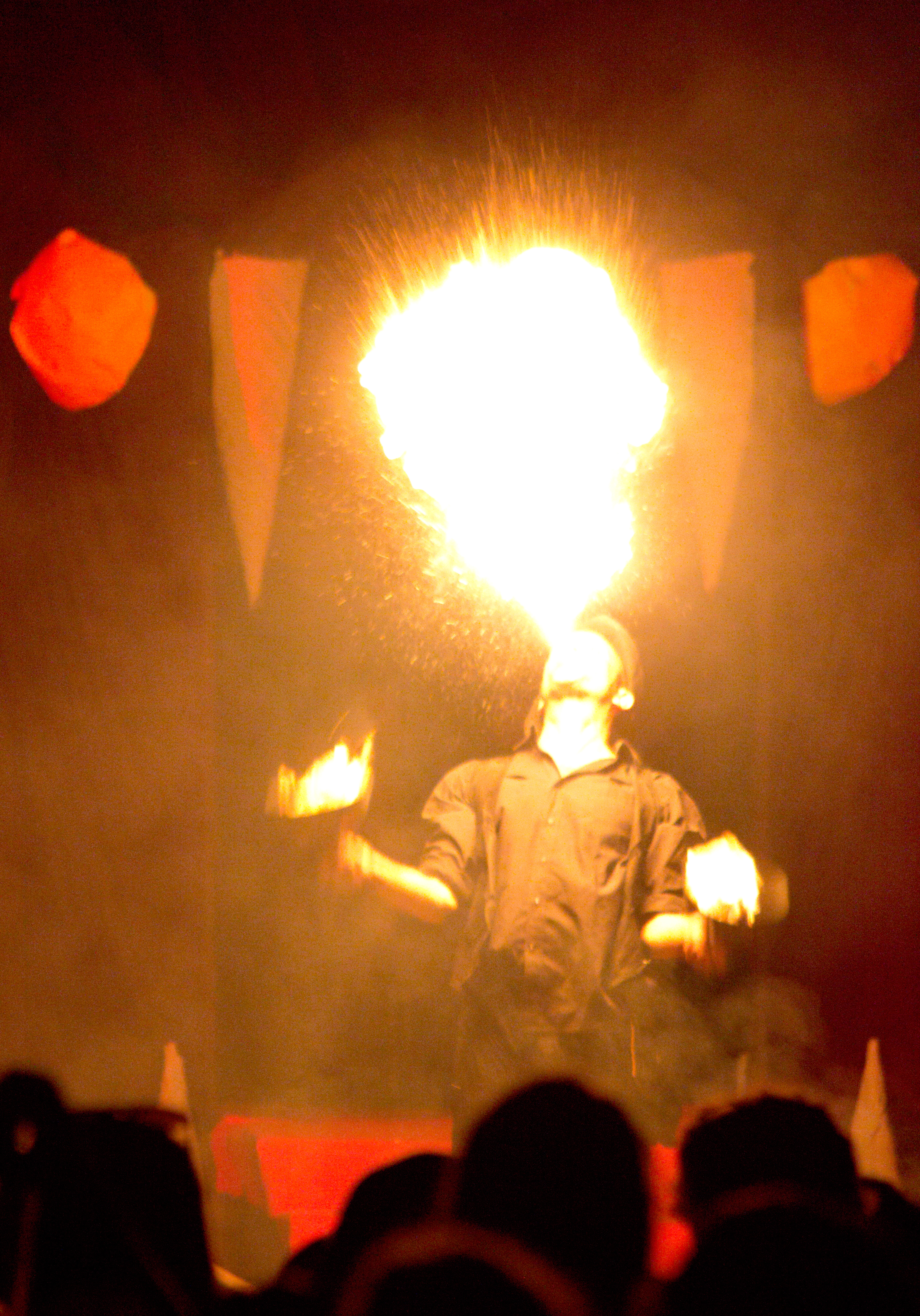 EJC 2013 day 6 - Thursday: Fire Gala.