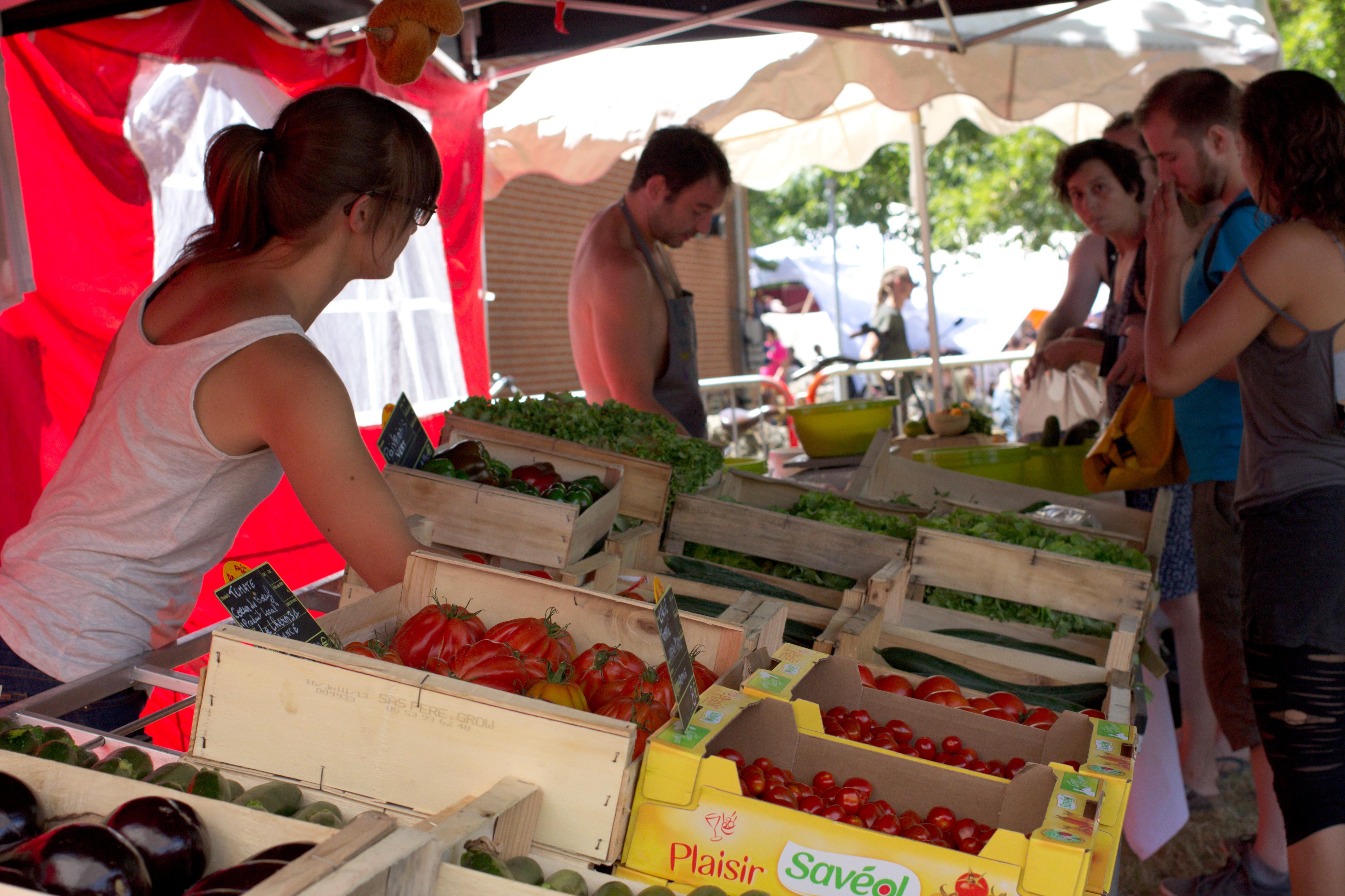 EJC 2013 day 3 - Monday: Fruit.