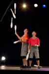 EJC 2013 day 3 - Monday: Patrik and Wes.