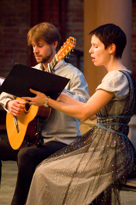 Due Musici Concert: Sunday, October 17th
