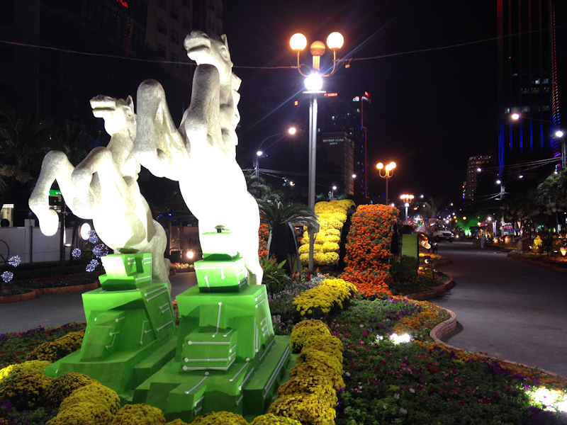Asia Trip January 2014: Ho Chi Min City, Vietnam.