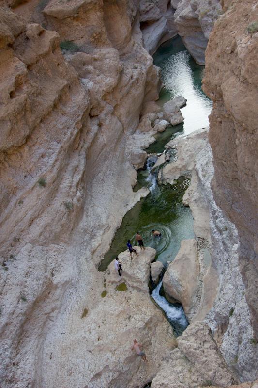 Asia Trip January 2014: Wadi Shaam, Oman.