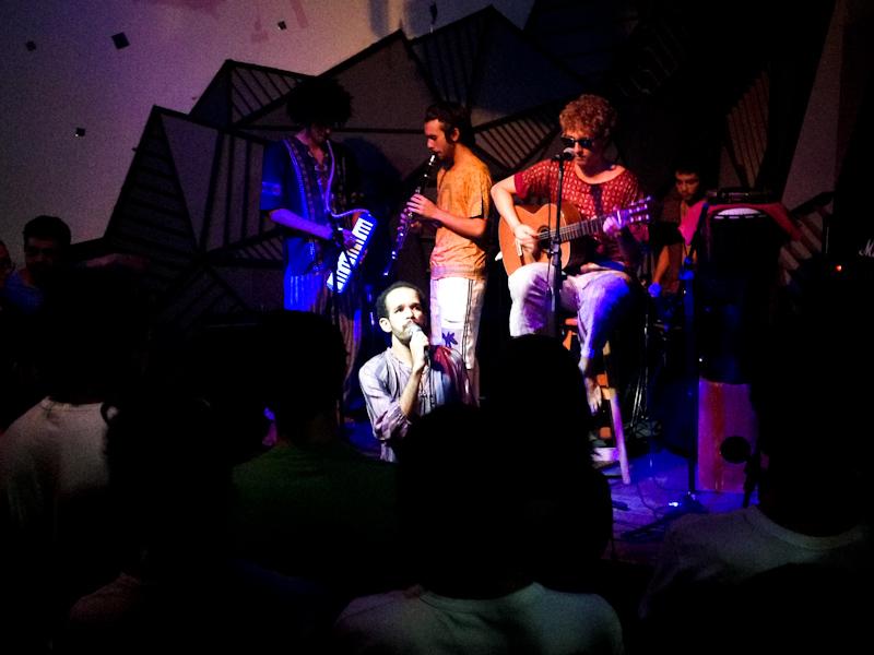 Rio de Janeiro, Brazil: Live music in Lapa.