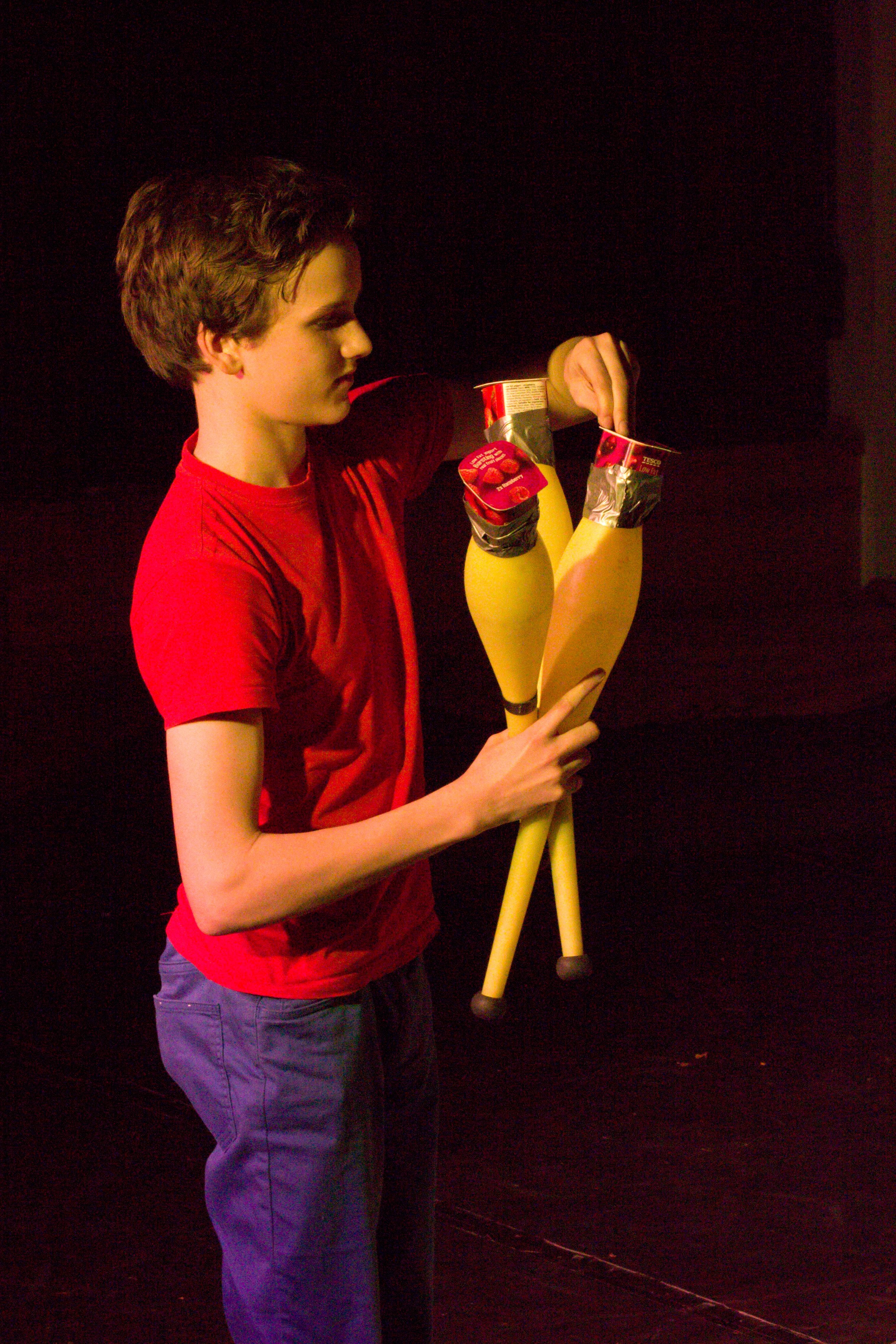 British Juggling Convention 2014: Renegade.