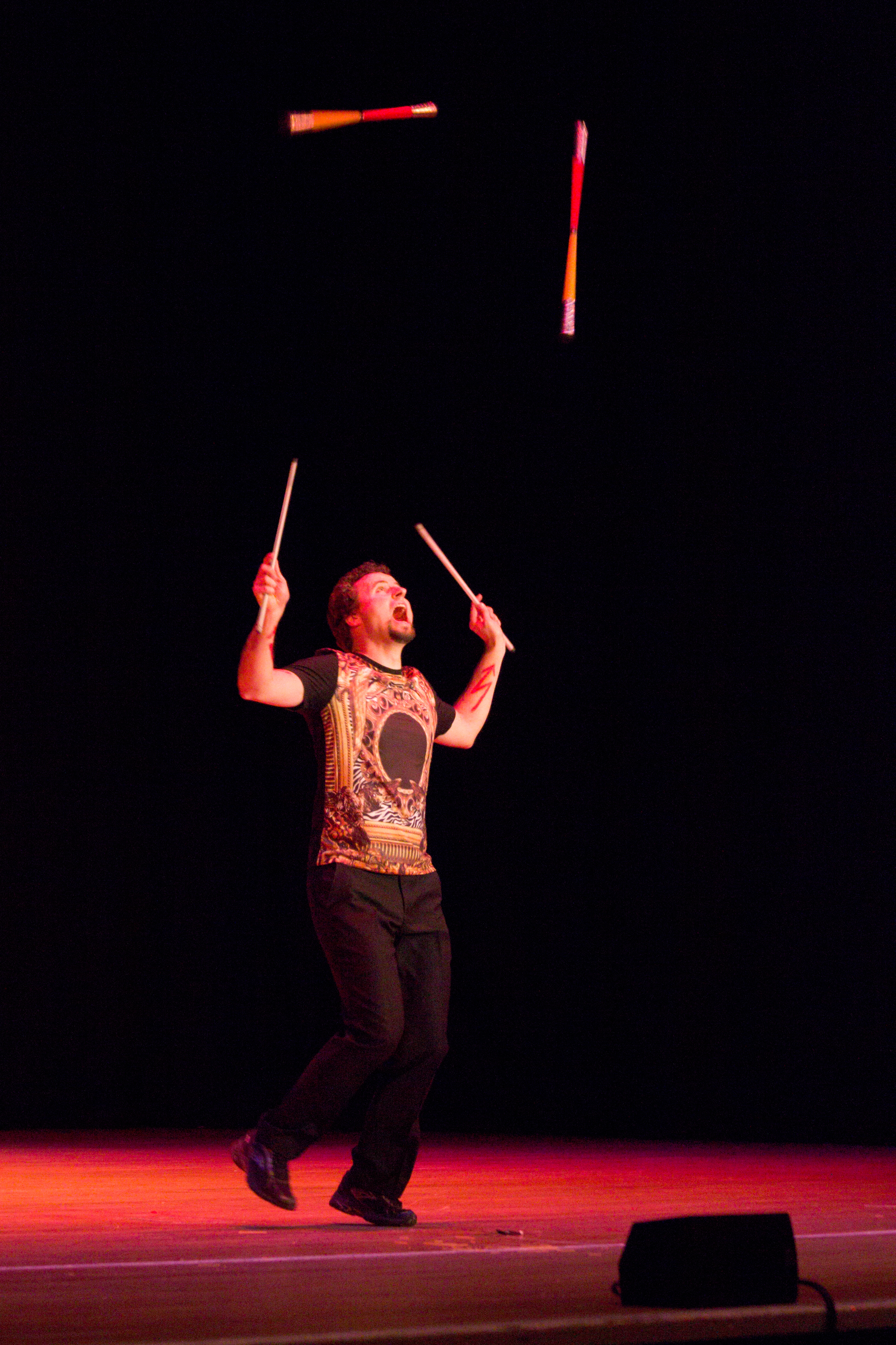 British Juggling Convention 2014: Gala Show.