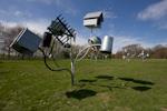 British Juggling Convention 2014: Yorkshire Sculpture Park.