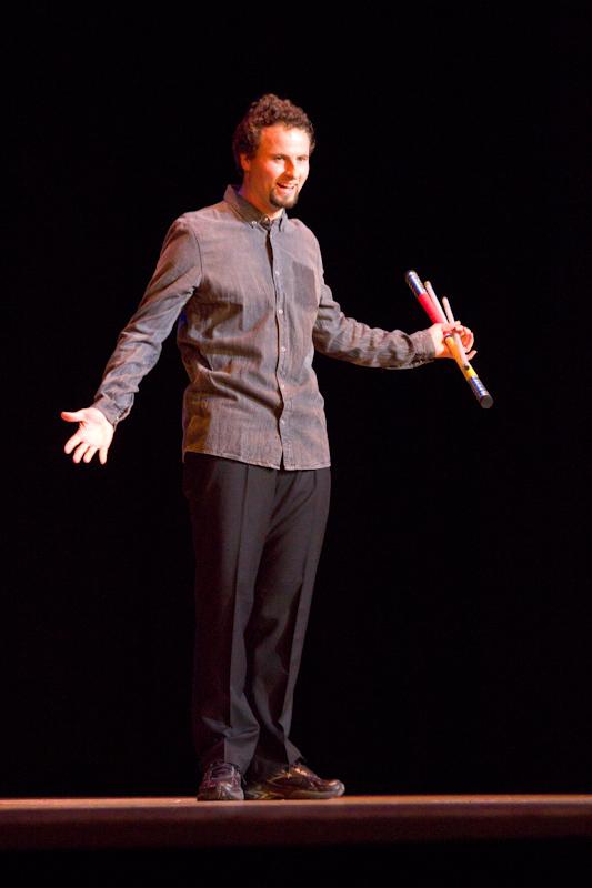 British Juggling Convention 2014: Gala Show
