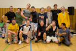 Berlin Juggling Convention 2014: Fight Night Participants.
