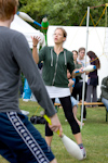 Berlin Juggling Convention 2014: Volleyclub Final.