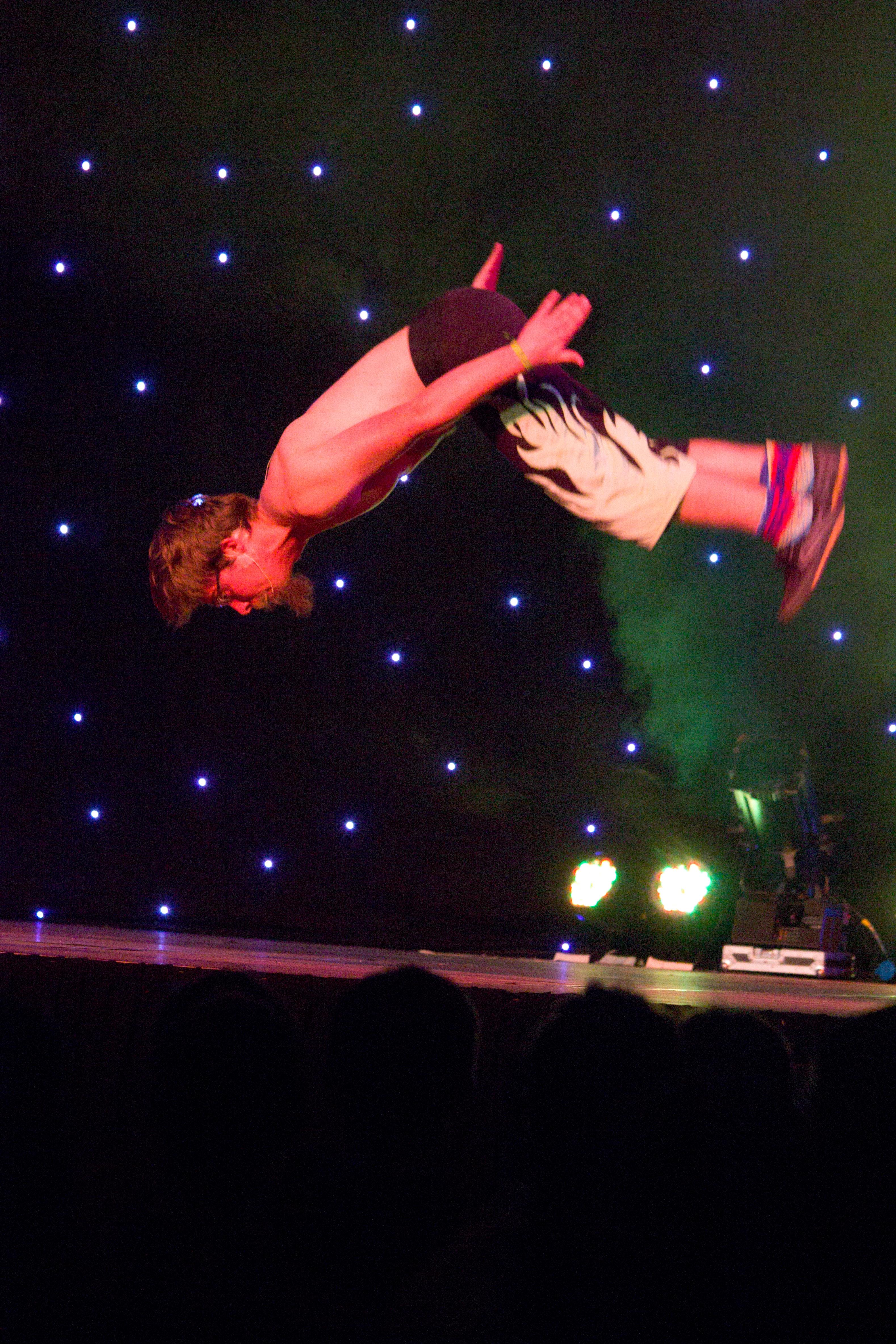 EJC 2014 Millstreet: Open Stage on Saturday 19th July.