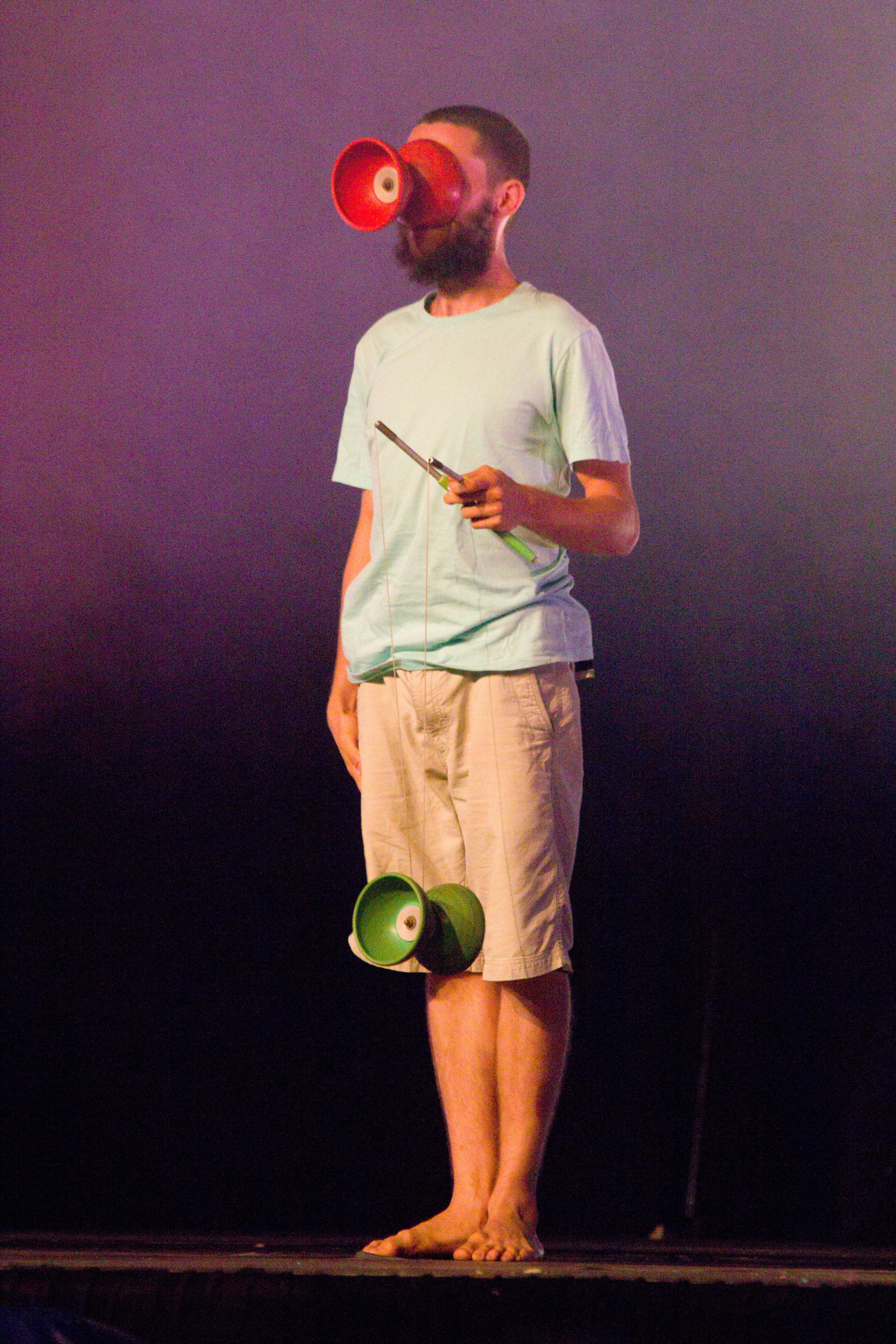 EJC 2014 Millstreet: Open Stage on Wednesday 23rd July.