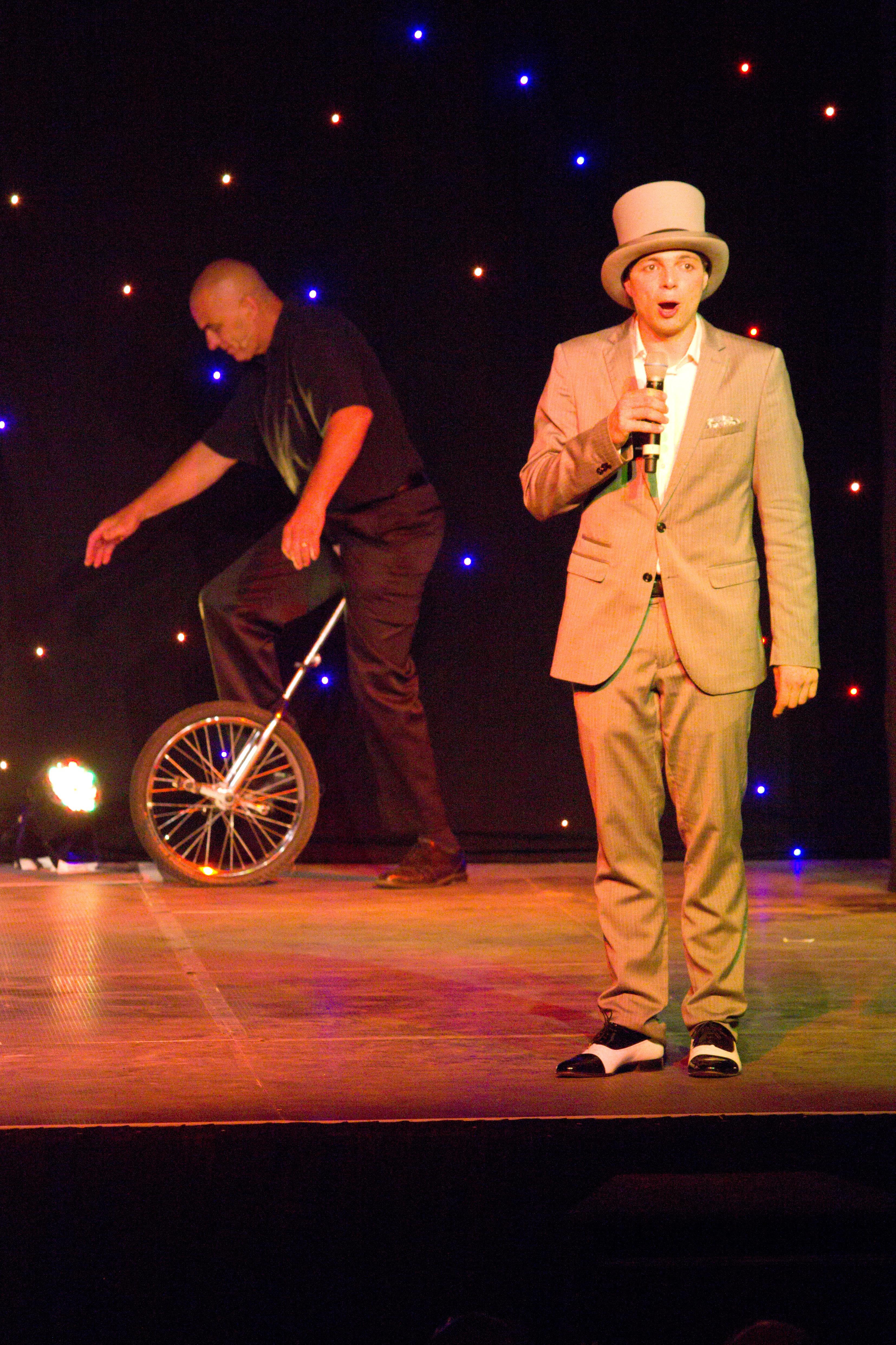 EJC 2014 Millstreet: Legends Stage.