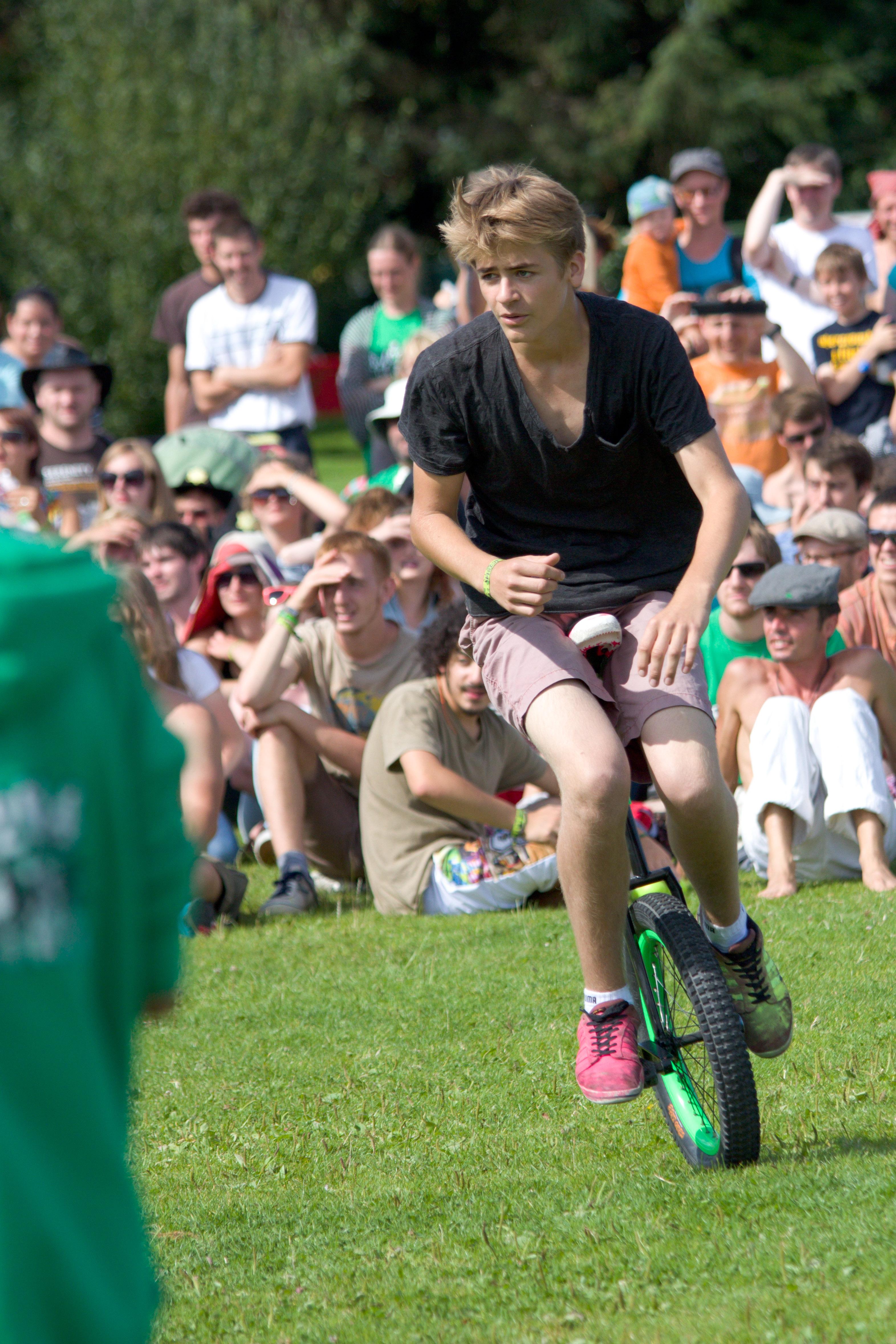 EJC 2014 Millstreet: Juggling Games.
