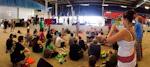 EJC 2014 Millstreet: Luke's Squeeze Catch workshop.