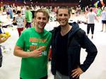 EJC 2014 Millstreet: Luke and Nils.