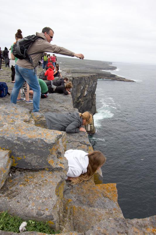 Ireland non-EJC Summer Photos: Dún Aonghasa on Inishmore.