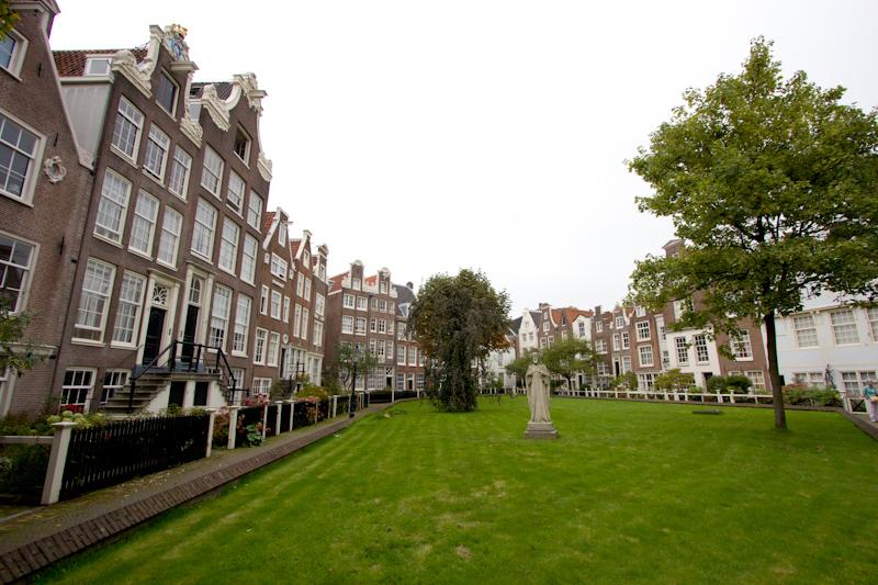 September Cruise on the Prinsendam: Amsterdam.