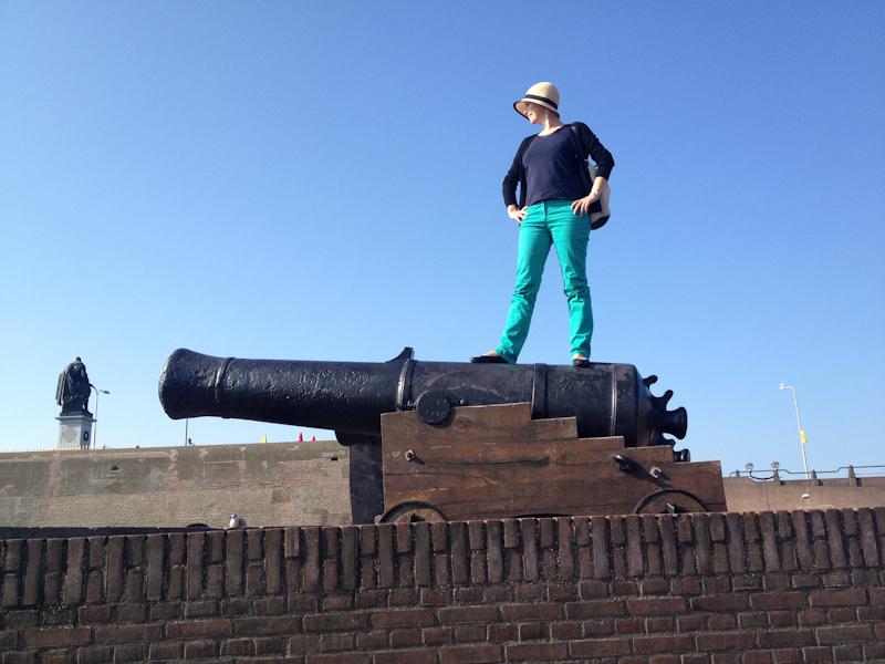 September Cruise on the Prinsendam: Vlissingen.