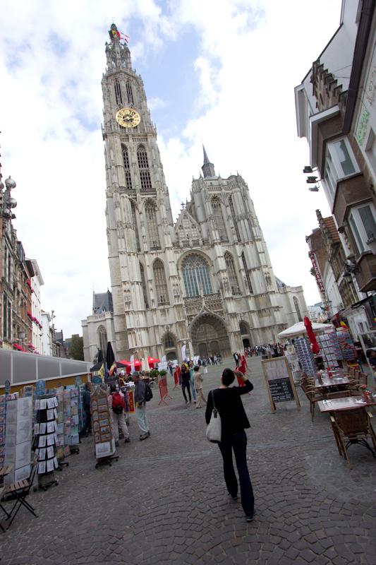 no title: Antwerp, Belgium.